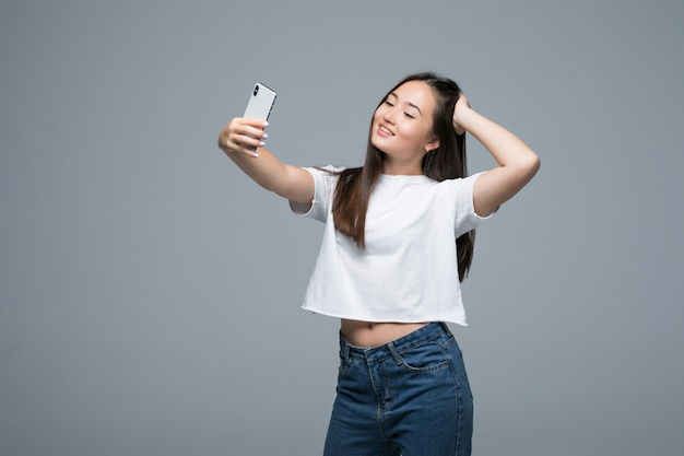 Video asian girl Oriental Beach