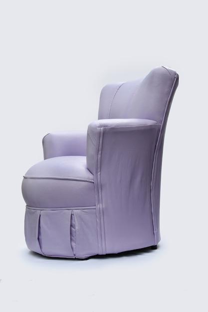 Sofa on a white background Premium Photo