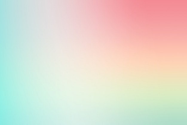 Soft cloudy is gradient pastel, abstract sky background in sweet color. Premium Photo
