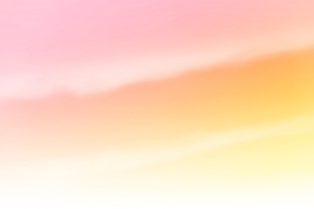Soft cloudy is gradient pastel abstract sky background in sweet color. Premium Photo