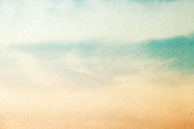 Soft cloudy is gradient pastel background Premium Photo