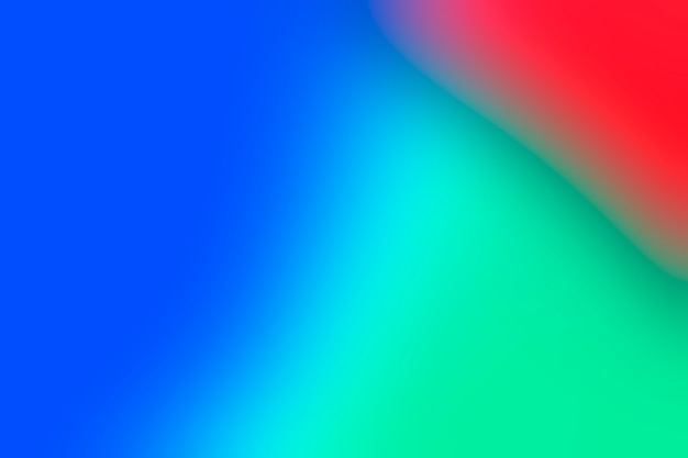 Soft tricolor array Free Photo