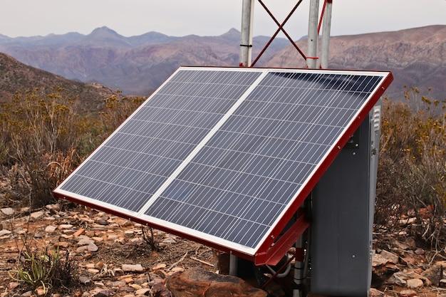 Un pannello solare. Foto Gratuite