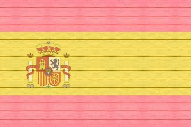 Spanish flag on wood texture background photo free download spanish flag on wood texture background free photo voltagebd Gallery