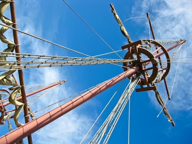 Spanish galleon Premium Photo