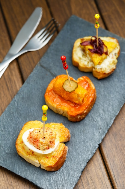 spanish snack tapas photo free download