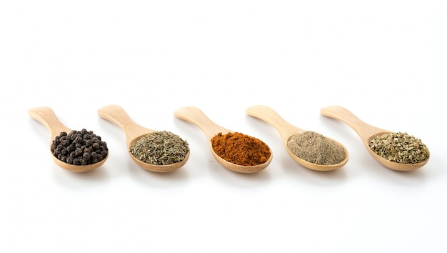 Spices and herbs Free Photo