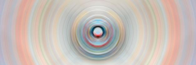 Абстрактный фон spin circle радиальное движение blur. Premium Фотографии