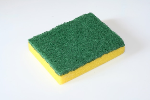 Sponge for washing dishes Premium Photo