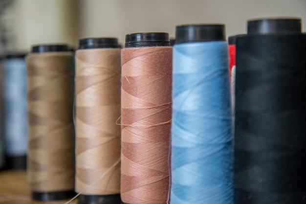 Spool of thread Premium Photo
