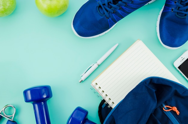 Sport equipment Free Photo