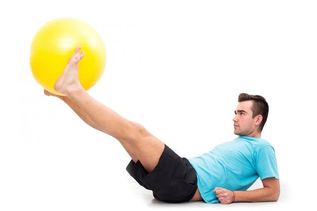 Sport exercise Free Photo