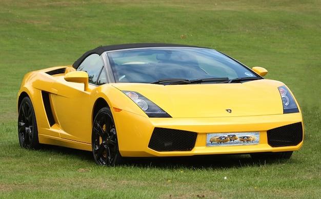 Sportscar sports racing racecar car Free Photo