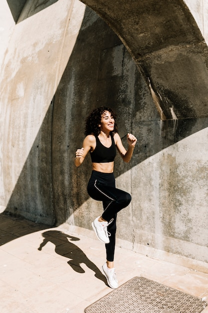 Sportswoman Free Photo