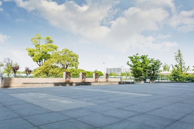 광장 시멘트 무료 사진