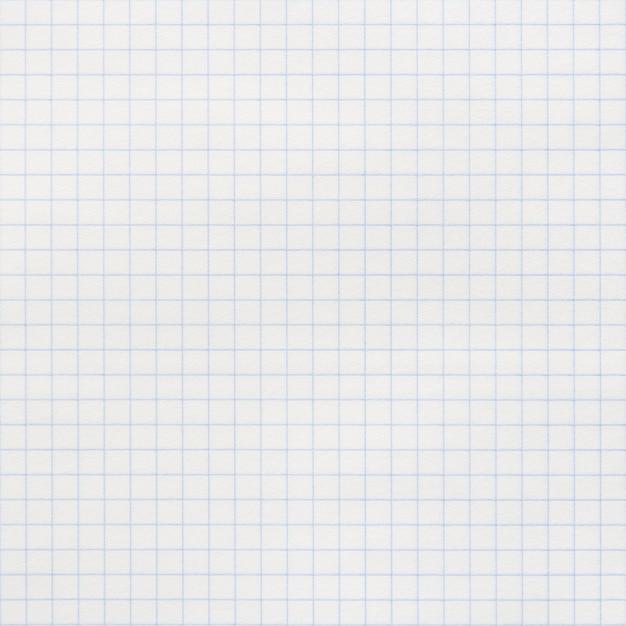 Squared текстуру бумаги Бесплатные Фотографии