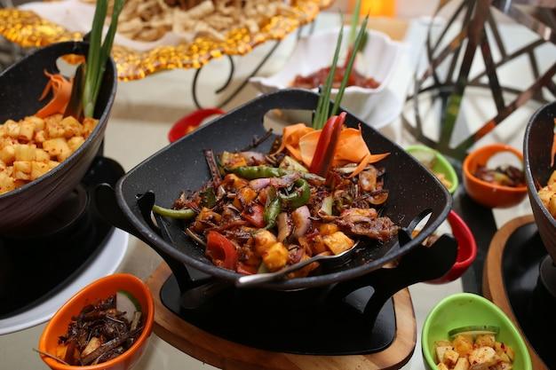 Sri lanka food Premium Photo