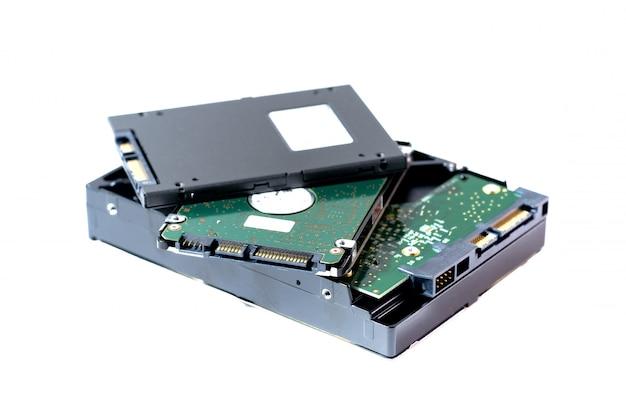 ハードディスクとssd Premium写真