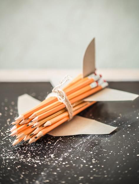 Стек графитовых карандашей Бесплатные Фотографии