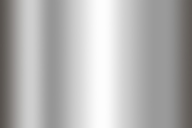 Stainless steel texture background. shiny surface of metal sheet. Premium Photo