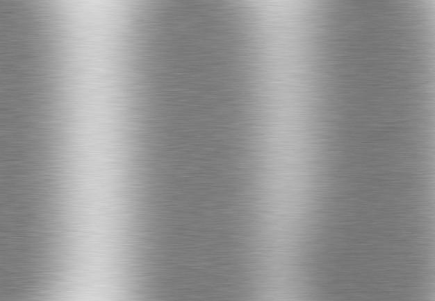 Stainless steel texture background Premium Photo