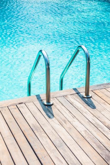 Stair pool Free Photo