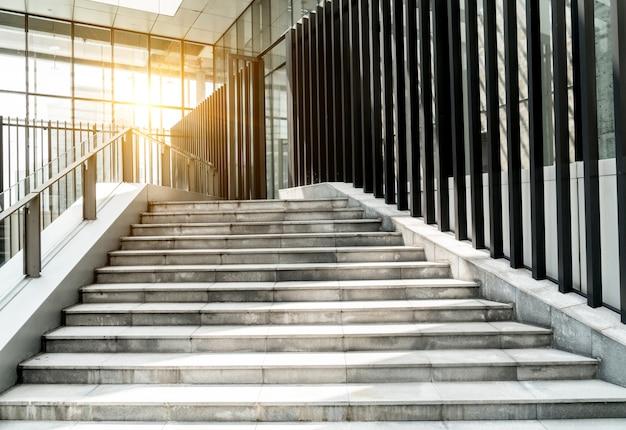階段の装飾のインテリア Premium写真