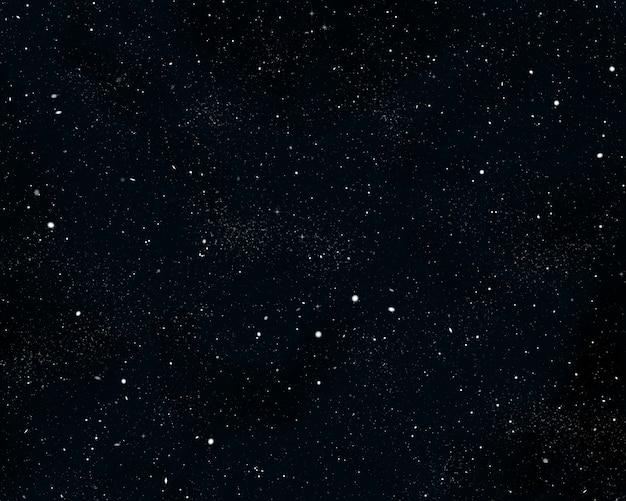 Starry night sky Free Photo