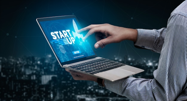 Start up business of creative people concept Premium Photo