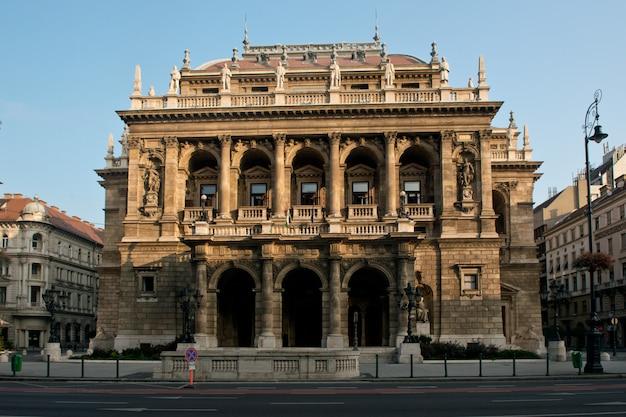 State opera house Premium Photo