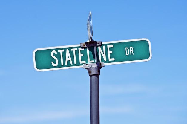 Stateline Drive Free Photo