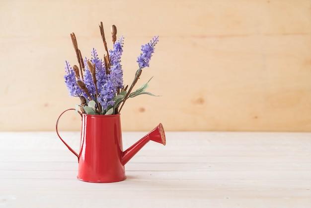 Statice и цветы caspia Бесплатные Фотографии
