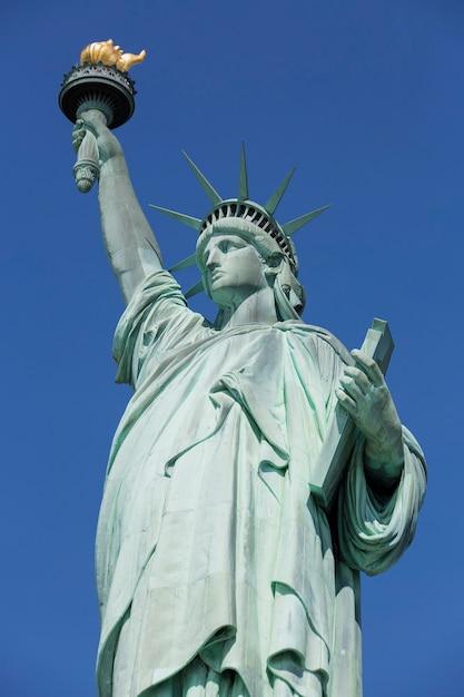 Статуя свободы, нью-йорк Бесплатные Фотографии