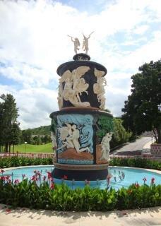 Статуя города flim рамоджи Бесплатные Фотографии