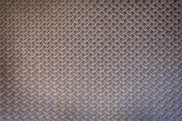 Steel plate background Premium Photo
