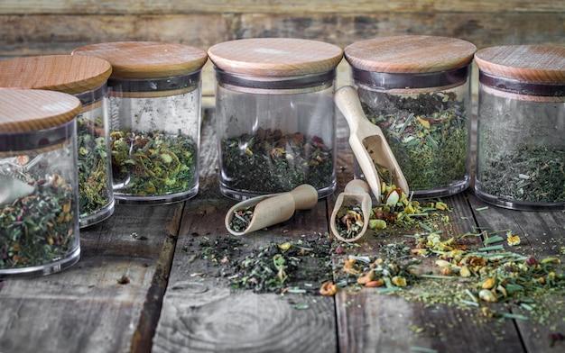 Натюрморт рассыпного чая Бесплатные Фотографии