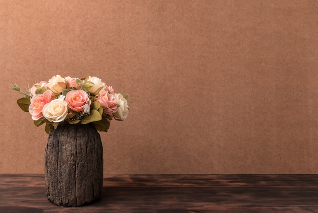 Still life photography with roses Free Photo