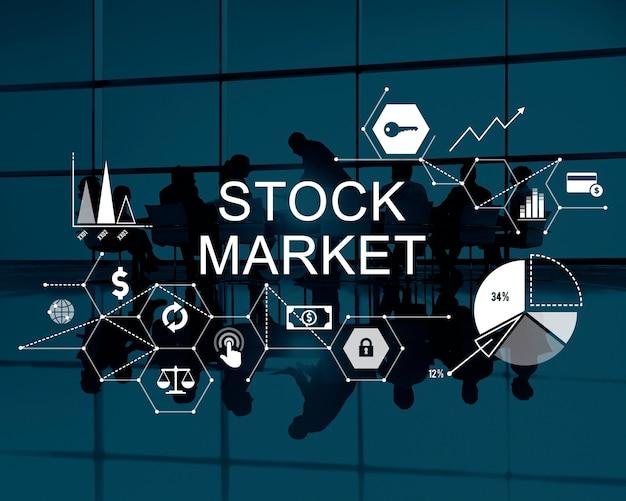 Mercato azionario Foto Gratuite