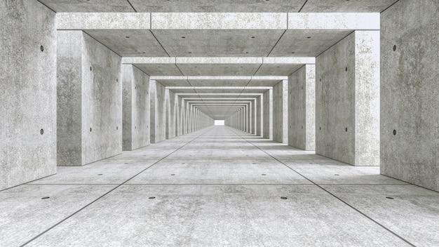 Stone corridor Free Photo