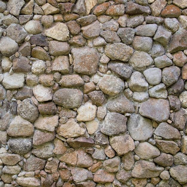 Stone wall texture background Free Photo