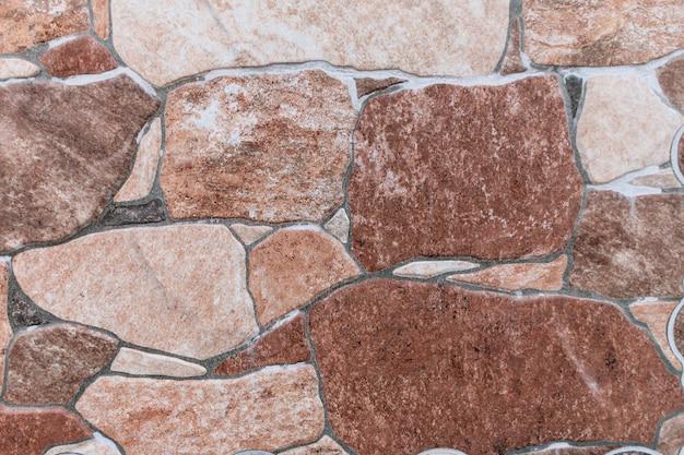 石の壁のテクスチャ 無料写真