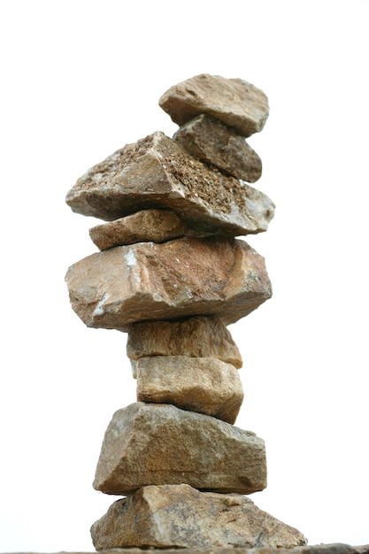 Stones pile Free Photo