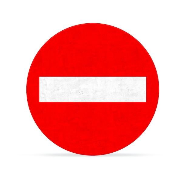 道路標識を停止 無料写真