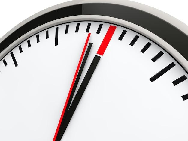 Stopwatch reaching its limit Free Photo