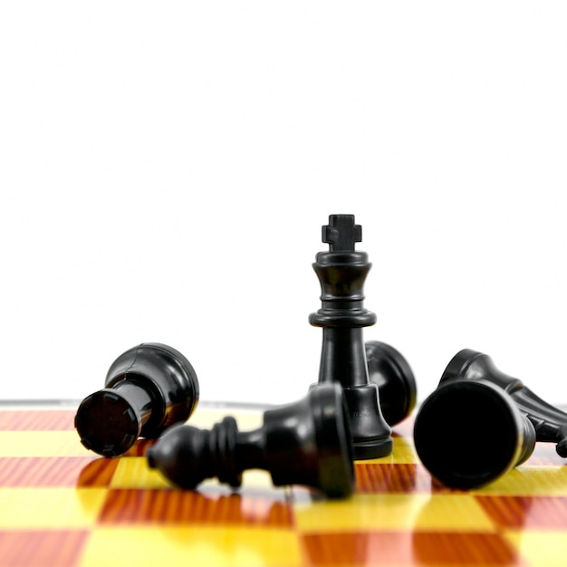 Strategy competition pieces chessboard checkmate Free Photo