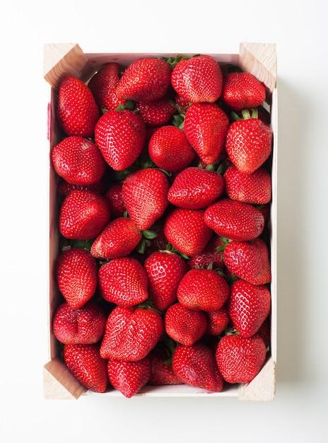 Strawberries Free Photo