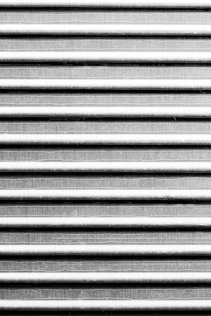 Striped steel material background Premium Photo