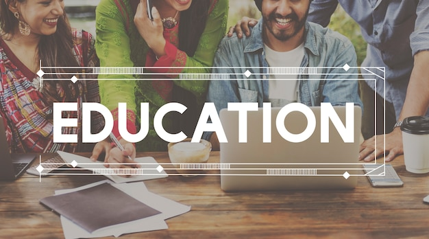 Students academics school education knowledge Free Photo