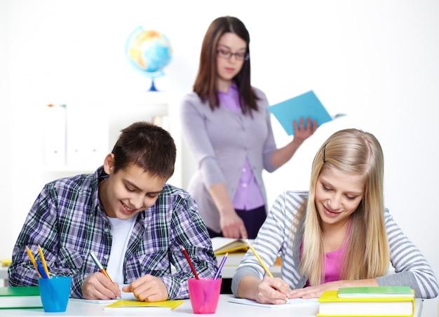 structuring a speech practice assignment