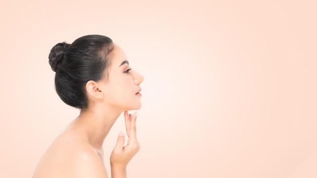 Studio beauty women. Premium Photo